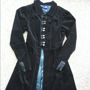 Disney hot topic trench coat Cinderella